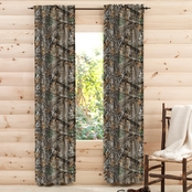 Realtree Edge 40 x 63 in. Panel Curtain Pair