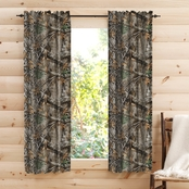 Realtree Edge 36 x 29 in. Tier Curtain Pair