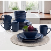 Mikasa Gourmet Basics Juliana 16 pc. Dinnerware Set