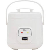 Elite Cuisine 8 cup Mini Rice Cooker