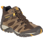 Merrell Men's Alverstone Mid Waterproof Hiking Boots