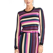 Rachel Roy Veda Striped Sweater