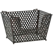 Mikasa Gourmet Basics Laredo Stacking And Nesting Organization Basket