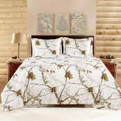 Realtree Brights 2 pc. Twin Comforter Set