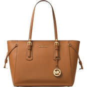 Michael Kors Voyager Medium Multi Function Top Zip Tote