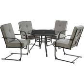 CCI Eastern 5 pc. Cushion Dining Set