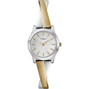 Timex Women's Fashion Stretch Bangle Watch 25mm TW2R98700
