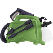 Martha Stewart Electric Hand Carry Portable Pressure Washer and Soap Foam Cannon<br/>