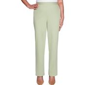 Alfred Dunner Classic Fit Pants