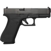 Glock 45 9MM 4.02 in. Barrel 17 Rds 3-Mags Pistol Black