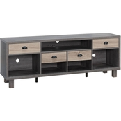 Furniture of America Gemma Entertainment Center