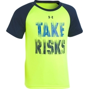 Under Armour KHQ Take Risks Tee