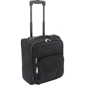 Mercury Luggage Under Seat Value Roller Bag