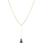 PANACEA MINI TASSEL Y-NECKLACE