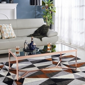 Furniture of America Dovington Coffee Table