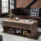 Furniture of America Eastman Lift Top Coffee Table