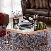 Furniture of America Misteria Coffee Table