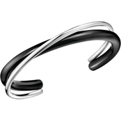 Calvin Klein Stainless Steel Double Bracelet, Size Small