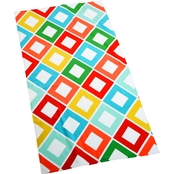 Martha Stewart Collection Carnival Diamond Beach Towel
