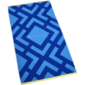 Martha Stewart Collection Diamond Beach Towel