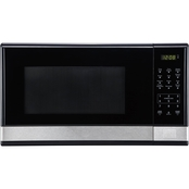 Simply Perfect 1.1cf Microwave Oven Stainless Steel