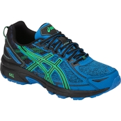 ASICS Boys GEL Venture 6 GS Athletic Shoes