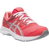 ASICS Grade School Girls GEL Contend 5 Running Shoes