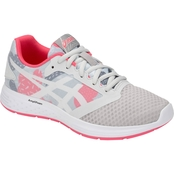 ASICS Grade School Girls Patriot 10 Running Shoes