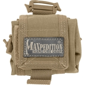 Maxpedition Rolly Polly Mini Pouch Khaki