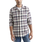 Lucky Brand Clean 2 Pocket Workwear Shirt