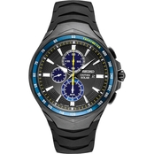Seiko Coutura Jimmie Johnson Special Edition Watch SSC697