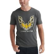 Lucky Brand Trans AM Bird Tee