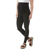 Planet Motherhood Maternity Stretch Leggings