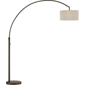 Artiva USA Elena LED Arch Floor Lamp