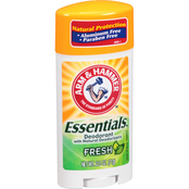 Arm & Hammer Essentials Fresh Scent Natural Deodorant