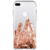 Fifth & Ninth Rose Quartz Clear Case for iPhone 6/7/8 Plus