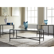Signature Design by Ashley Augeron Occasional Table 3 pc. Set