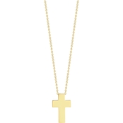 Roberto Coin 18K Yellow Gold Cross Pendant