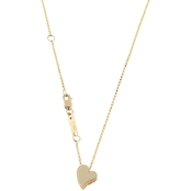 Roberto Coin 18K Yellow Gold Princess Heart Pendant