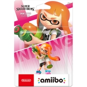Nintendo amiibo Inkling Girl Character Figure (Nintendo 3DS and Nintendo Switch)<br/>