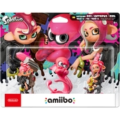 Nintendo amiibo Octoling Splatoon Series 3 Pk.(Nintendo 3DS and Nintendo Switch)
