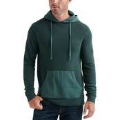 Lucky Brand Shearless Fleece Monster Crew Hoodie