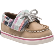 Sperry Infant Girls Intrepid Jr. Crib Shoes
