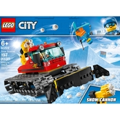 LEGO City Snow Groomer