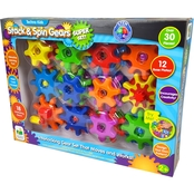 The Learning Journey Techno Kids Stack and Spin Super Set