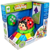 The Learning Journey Code and Learn! Ladybug Toy