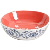 Gibson Home Life on the Farm 7.25 in. Dinner Bowl