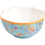 Gibson Home Life on the Farm 6.4 in. Dinner Bowl