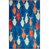 Mohawk Home Coastal Catch Rug