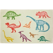Mohawk Home Dinosaurs Area Rug